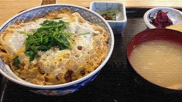 外苑前の『そば処 青山やぶ』手軽に楽しめる蕎麦とかつ丼