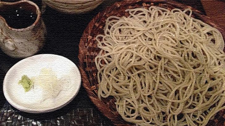綾瀬の蕎麦屋『重吉』