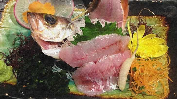 錦糸町『てんまい』うまい刺身と酒をいただける和食店