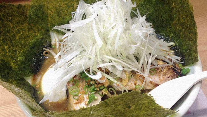 市川『禪(ひらめき)』ベジポタ濃厚スープなラーメン