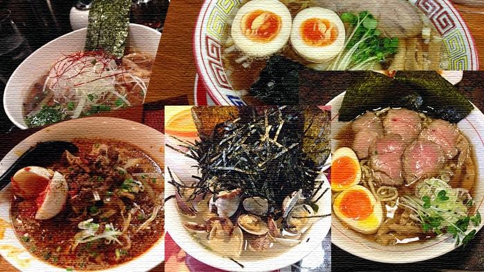 【東京都・千葉県周辺】ラーメン屋おすすめランキングベスト5