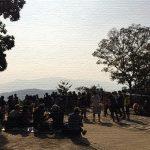 高尾山稲荷山コースから下山!天然温泉「仙川 湯けむりの里」へ