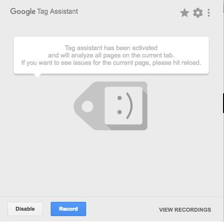 アナリティクスの動作確認にはGoogle Tag Assistantを利用しよう!