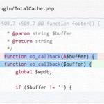 【Wordpress】PHP7を使用するとW3 Total Cacheにエラーが発生