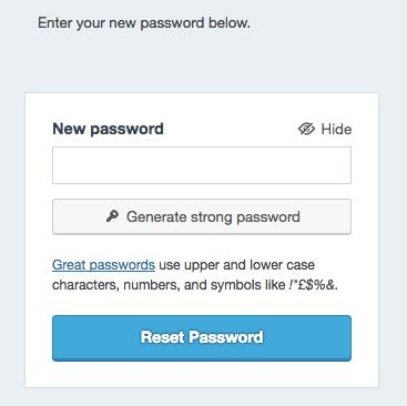 LinkedInパスワード流出の影響でWordPressのパスワードがリセットに!?