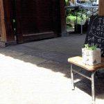 上野宋雲院で行われたテラデマルシェに出店してきました