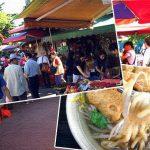 台湾は朝市も楽しい!雙連朝市巡りからの炒米粉と魚酥焿
