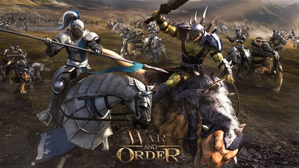 「War and Order」が面白い!妖精・龍族を操るスマホアプリゲーム