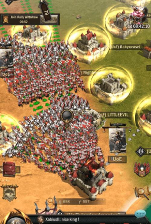 人類・妖精・龍族!スマホアプリゲーム「War and Order」が面白い!