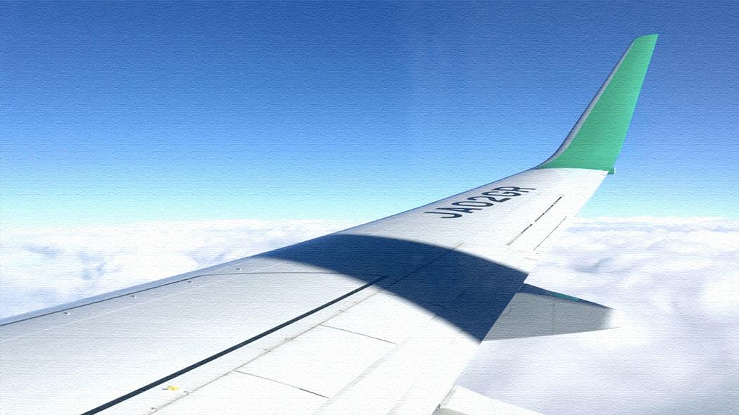 春秋航空日本の500円航空券で関西に行ってきたよ(スプリングジャパン)