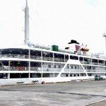 神津島へ大型客船で12時間の船旅!船内設備や2等席感想など