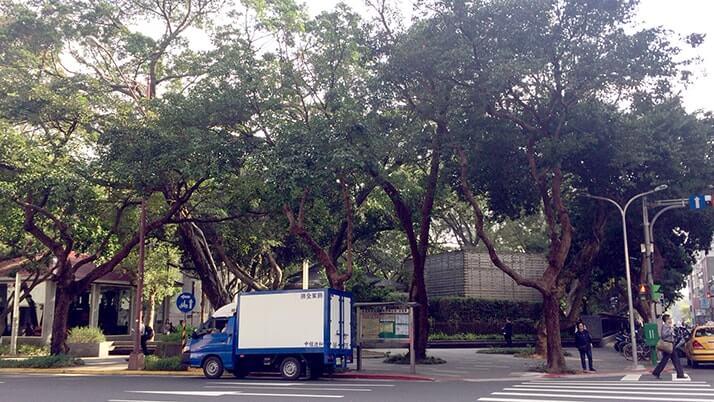 二二八和平公園|地元民が憩う公園にはリスがたくさん!【台湾旅行】