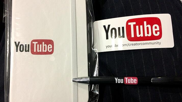 YouTube Creator Campに行ってみた