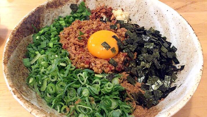 ラーメン コンジキ|こくとり塩と台湾まぜそばで満腹!!【京都旅行】