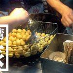 台湾の食べ歩き定番スイーツ「QQ蛋」がハマる!【台北旅行】