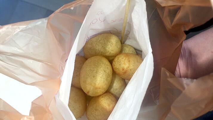 QQ蛋|台湾の食べ歩き定番スイーツにハマる!【台北旅行】