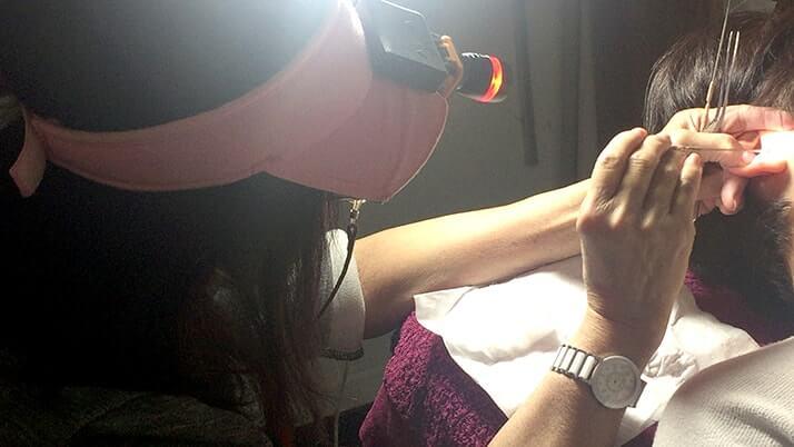 台湾旅行で耳かきを!台北の耳かき専門店「陳聖聞耳腔清理」