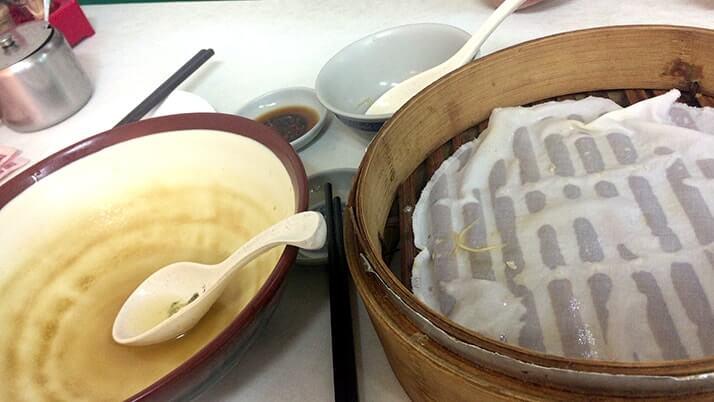 旨旨旨!永康街の老舗「江浙点心」の小籠包と排骨麵【台湾旅行】