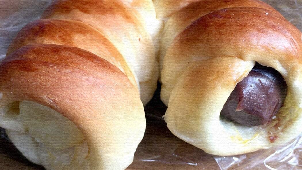立石のパン屋「タンバリン」の惣菜パンとサンドウィッチ