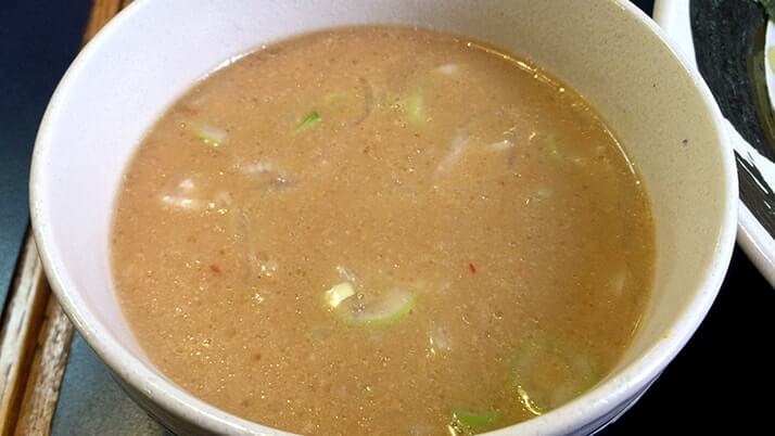 麺屋 西條|立石にあるラーメン店の温玉油そばと味噌つけ麺