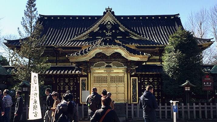 唐門に銅燈籠…上野東照宮は無料区域だけでも必見の場所
