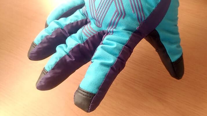 ZenFone 3の手袋モードを試してみた!冬に便利ですね、これ