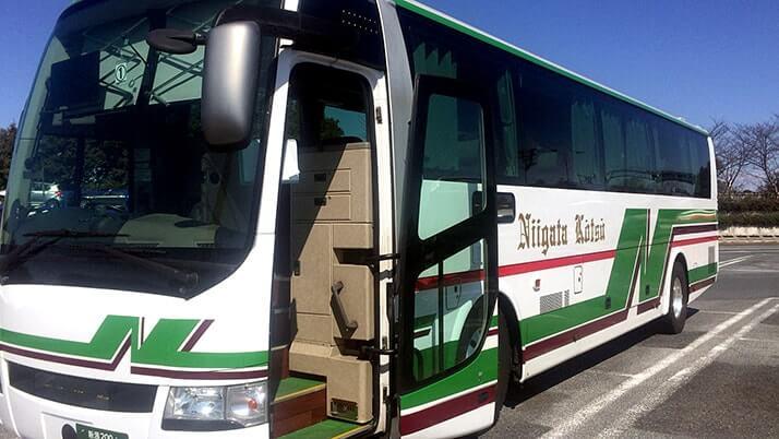 高速バスで東京から新潟湯沢へ|格安アクセスで津南町旅行