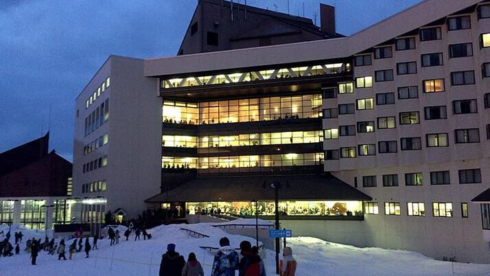 ラプンツェルの世界のようなスカイランタンに感動!新潟津南雪まつり2017