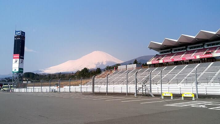 興奮!初心者が富士スピードウェイの走行会を見に行ってみた結果