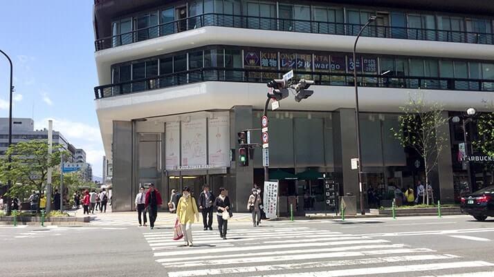 リニューアルした京都タワービルでランチ!KYOTO TOWER SANDO(京都タワーサンド)