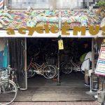 京都でレンタサイクル!えむじかで自転車を借りて鴨川沿いをサイクリング!