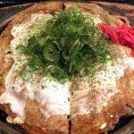 関西国際空港フードコートでの食事はやっぱり粉物!