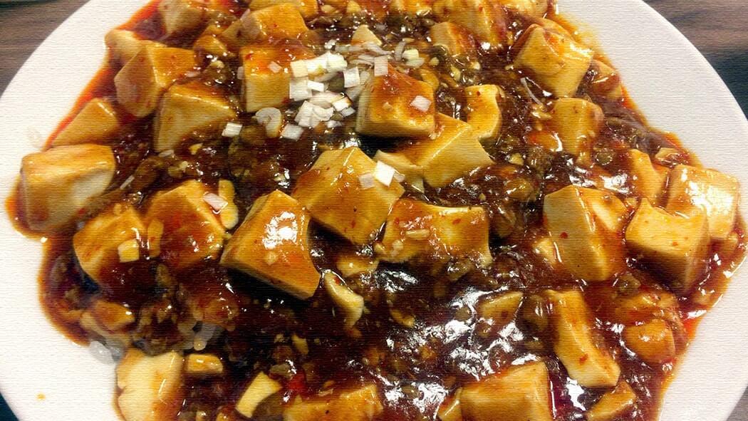 立石の中華店「海華」の四川風麻婆豆腐丼が旨くてコスパ良し!