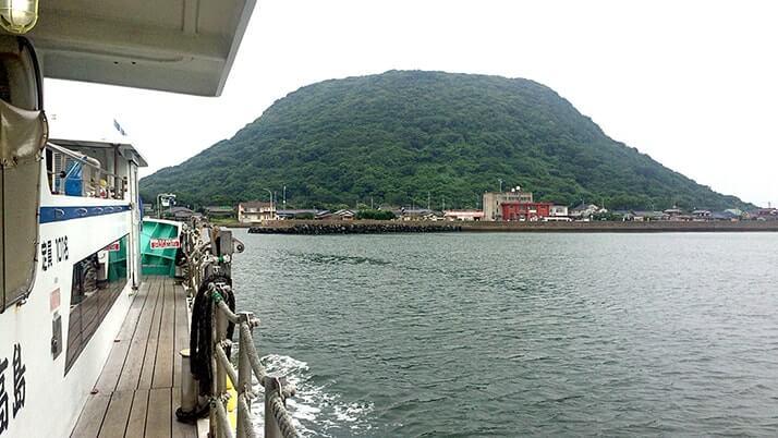 佐賀旅行でお手軽離島体験!宝当桟橋から定期船で高島へ(佐賀旅行)