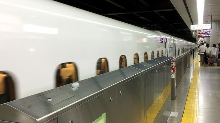 東海道新幹線で広島三原へ!旅飯は東海道新幹線弁当でスタート