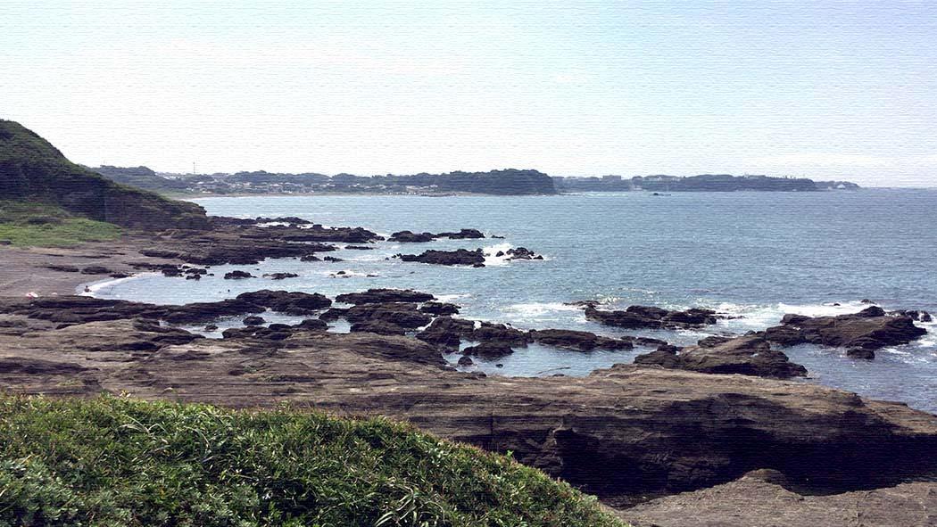三浦半島の「黒崎の鼻」で眺める絶景!駐車に若干難点ありですが…