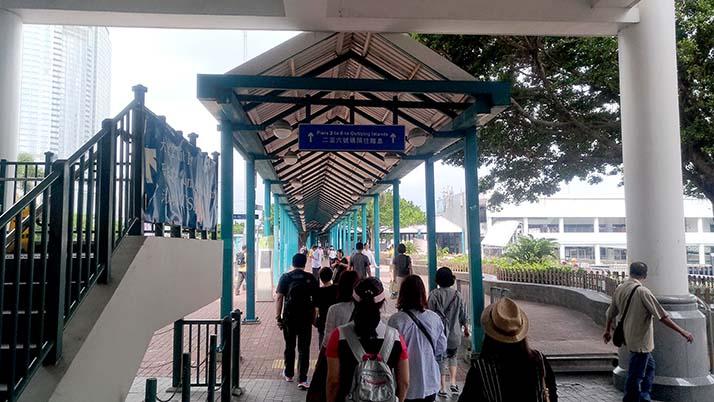 香港旅行でおすすめ!離島ラマ島(南丫島)へフェリーで行く方法