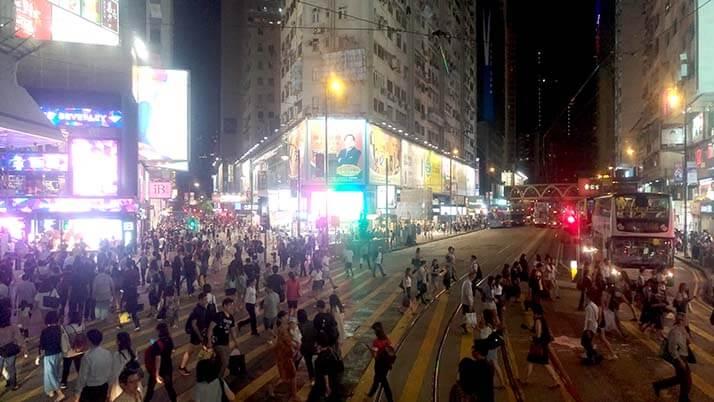 【香港】優點點心專門店|銅鑼湾にある点心専門店で点心に排骨飯