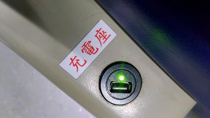 台北桃園空港から台中へ!深夜バス(國光客運)での行き方+バス設備