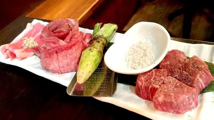 肉好きへ捧ぐ!「焼肉 一心たん助」で肉寿司と仙台牛たんを喰らう(上野本店)