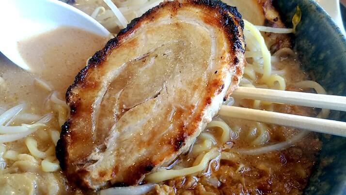 味噌ラーメン専門店麺屋馬琴の房州味噌漬け炙りチャーシュー麺が旨い!【千葉鴨川】