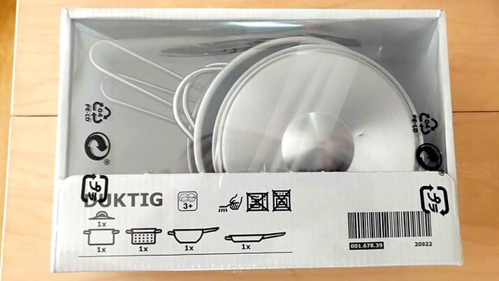 IKEAのおもちゃ調理器具がソロキャンプ道具にぴったり!?(DUKTIG ドゥクティグ)