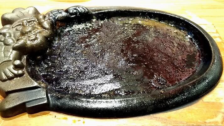 ブロンコビリーの極み炭焼きハンバーグが肉々しくて旨旨!