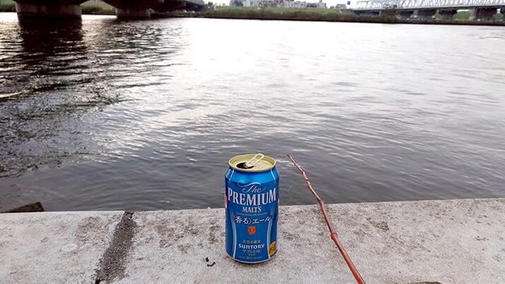 千葉江戸川でテナガエビ釣り!シーズン終盤でも夜釣りで釣れた!