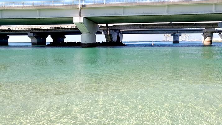 波の上ビーチ|沖縄那覇唯一の海水浴場はのんびりするにもGOOD