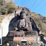 鋸山日本寺大仏が約31mと巨大!日本最大座像大仏は千葉にあり