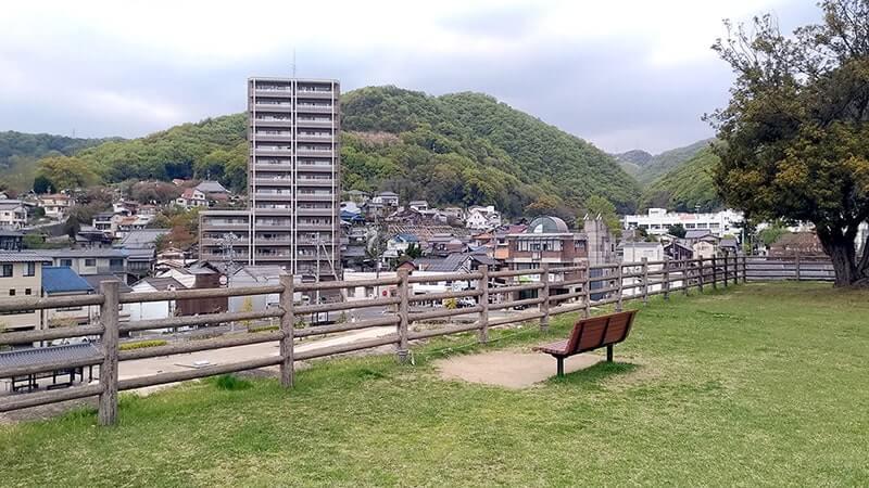 広島三原旅の始まりは三原城跡で駅弁!漫遊弁当・浮城弁当