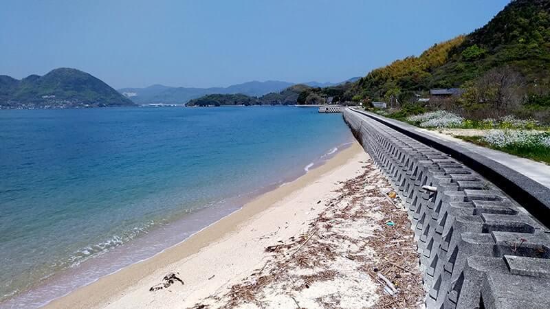 広島三原の離島「佐木島」を自転車で巡る!【広島三原旅】