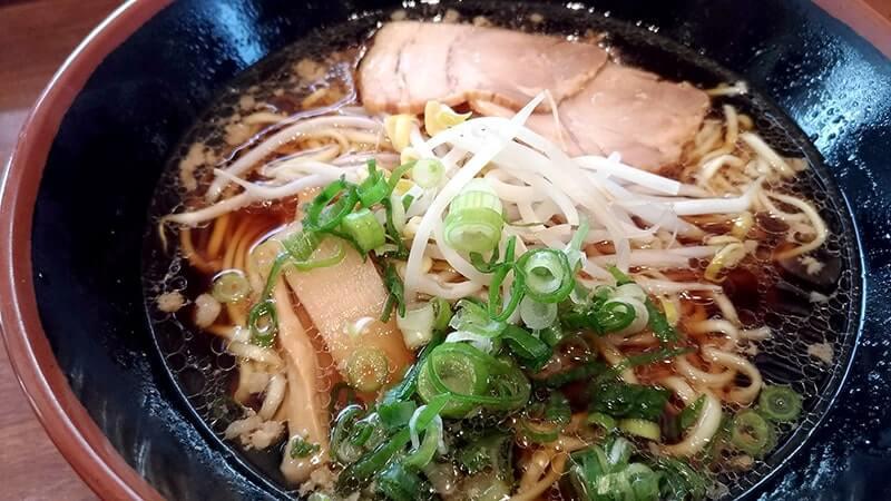 あじわい処 麺|福山駅前の蕎麦屋で福山ラーメン!【広島旅】