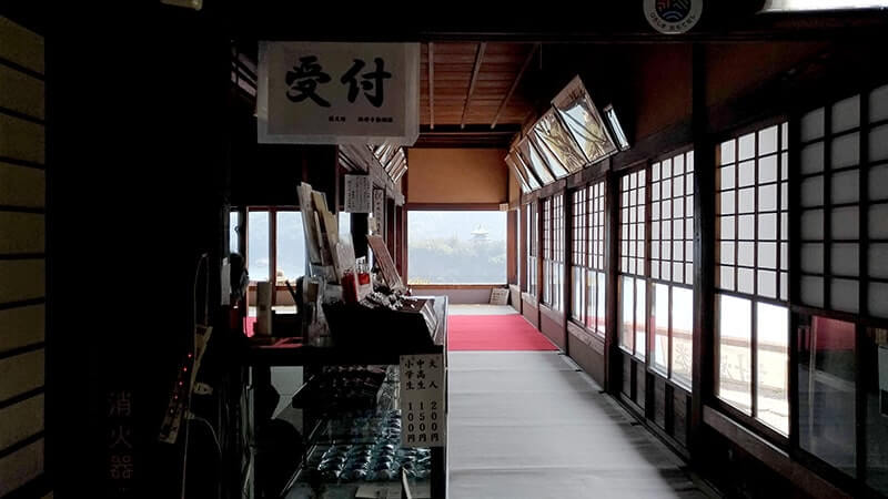 対潮楼|窓から見る景色がまるで絵画!鞆の浦福禅寺本堂に隣接【広島福山旅】